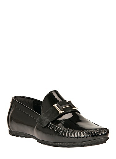 Uniquer Loafer Siyah